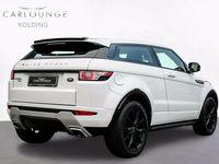 brugt Land Rover Range Rover evoque 2,2 TD4 Dynamic Coupé aut. Van