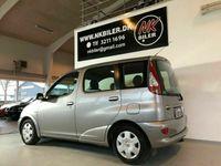 brugt Toyota Yaris Verso 1,4 D-4D Luna
