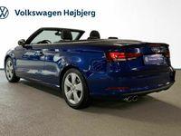 brugt Audi A3 Cabriolet 1,4 TFSi 150 Ambition