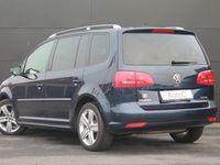 brugt VW Touran 2,0 TDi 177 Highline DSG 7prs