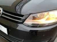 brugt VW Sharan 2,0 BlueMotion TDI DPF Trendline DSG 140HK 6g Aut.
