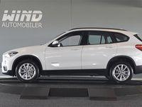 brugt BMW X1 20D 2,0 D SDrive Steptronic 190HK 5d 8g Aut.