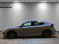 brugt Honda Civic 1,0 VTEC Turbo Elegance