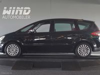 brugt Ford S-MAX 2,0 TDCi Collection Powershift 140HK 6g Aut.