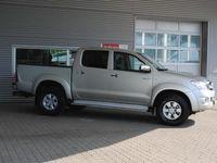 brugt Toyota HiLux Double Cab 2,5 D-4D T2 Air 4x4 144HK DobKab 6g E