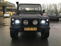brugt Land Rover Defender 130' Crew Pick-up TDi 112HK DobKab