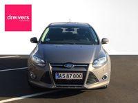brugt Ford Focus Titanium, 1.0 EcoBoost (125 HK) Stationcar
