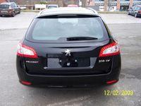 brugt Peugeot 508 SW 1,6 HDi 114HK Stc