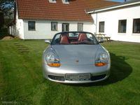 brugt Porsche Boxster 2,5 204HK Cabr.