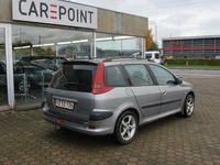 brugt Peugeot 206 1,4 HDi SW