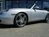 brugt Porsche 911 Carrera 4 Cabriolet 3,4 Tiptr.
