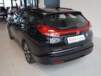 brugt Honda Civic Tourer 1,6 i-DTEC Sport ADAS 120HK Stc 6g