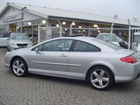 brugt Peugeot 407 Coupe 2,7 HDi aut.