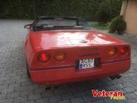 brugt Chevrolet Corvette cab