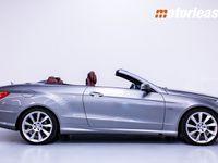 brugt Mercedes E350 0 CDI Cabriolet aut.