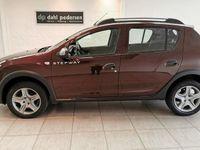 brugt Dacia Sandero 1,5 DCi Stepway Prestige Start/Stop 90HK 5d