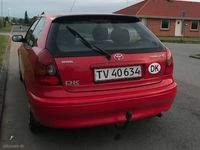 gebraucht Toyota Corolla 1,3 Linea Terra 86HK 3d