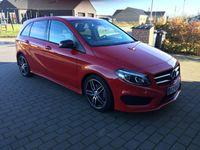 brugt Mercedes B180 1,6