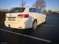 brugt Toyota Avensis 1,6 VVT-I Limited 132HK Stc 6g