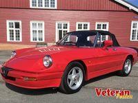 brugt Alfa Romeo Spider 2.0 QV