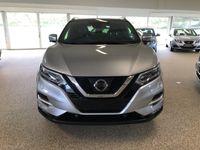 brugt Nissan Qashqai 1,5 DCi Tekna+ 110HK 5d 6g