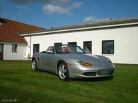 käytetty Porsche Boxster 2,5 204HK Cabr.