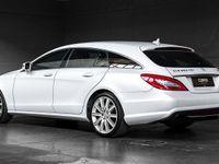 brugt Mercedes CLS350 Shooting Brake 3,0 CDI BlueEfficiency 7G-Tronic Plus 265HK Stc 7g Aut.