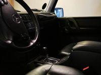 brugt Mercedes G350 d 3,5 4 x 4