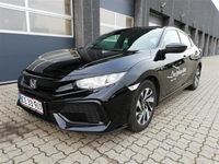 brugt Honda Civic 1,0 VTEC Turbo Comfort Navi 129HK 5d 6g