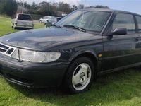 brugt Saab 9-3 2,0i 130HK 3d