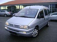 brugt Citroën Jumpy 16V 136 aut. 8prs