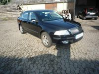 brugt Skoda Octavia 2,0 FSi Elegance Combi