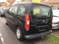 brugt Peugeot Partner Tepee 1,6 HDi 92 Active