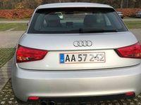 brugt Audi A1 T FSI 122 HK 2-DØRS