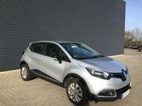 brugt Renault Captur 1,5 Energy DCI Expression Navi Style 90HK 5d
