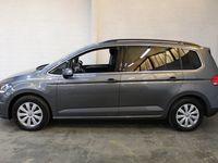 gebraucht VW Touran 1,6 TDi 115 Comfortline DSG 7prs