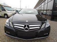 brugt Mercedes E350 CDi Coupe