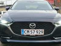 brugt Mazda 3 2,0 Skyactiv-X Cosmo 180HK 6g Aut.