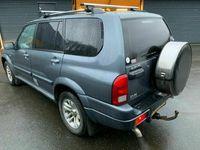 brugt Suzuki Grand Vitara 2,0 TD XL7 Van