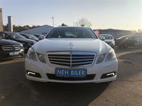 brugt Mercedes E200 8 CGI BlueEfficiency 184HK Aut.
