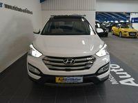 brugt Hyundai Santa Fe 2,2 CRDi Premium Deluxe aut. Van