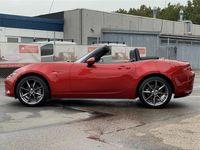 brugt Mazda MX5 Roadster 2,0 Skyactiv-G Sport-pakke 160HK Cabr. 6g