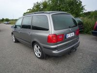 brugt Seat Alhambra 1,9 TDi 130 Sport