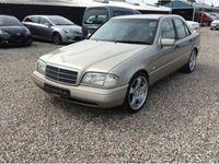 used Mercedes C230 2,3 Komp.