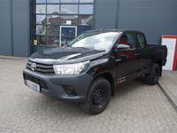 brugt Toyota HiLux Extra Cab 2,5 D-4D T1 4x4 144HK Pick-Up 6g