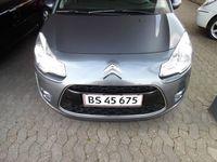 brugt Citroën C3 1,6 HDi FAP Dynamique 90HK 5d