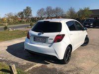 brugt Toyota Yaris Hybrid e-CVT 1,5