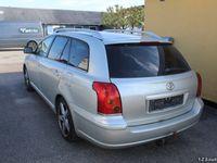 brugt Toyota Avensis 2,2 D-4D 150 Sol st.car