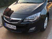 brugt Opel Astra 1.4 140 HK Sport