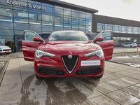 used Alfa Romeo Stelvio 2,0 TB First Edition Q4 280HK 5d 8g Aut.